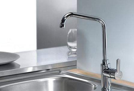 Stainless steel faucet manufacturers talk about kitchen faucet handle